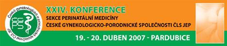 XXIV.konference Sekce prinatální medicíny
